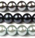 Black/Grey/Silver