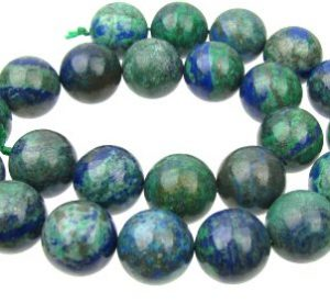 Chrysocolla Gemstone Beads
