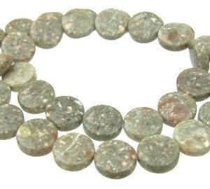 Unakite Gemstone Beads