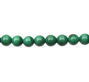 Malachite Gemstone Beads