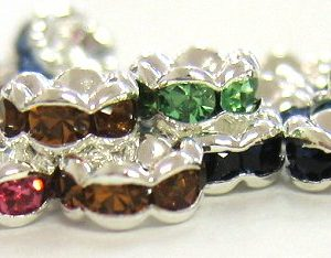 Gemstone Rondells