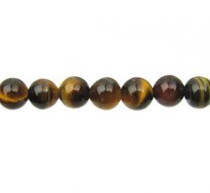 Tiger Eye Gemstone Beads