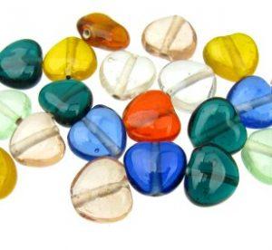 Gemstone Hearts