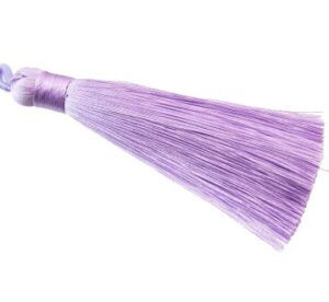 light purple tassel