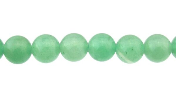 Aventurine round gemstone beads 8mm