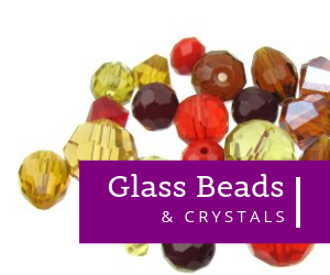 Glass & Crystal Beads