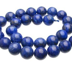 Lapis Lazuli Round Beads 14mm