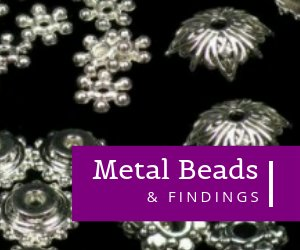 Metal Beads and Findings