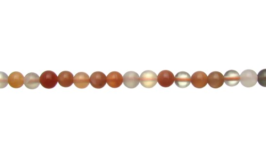 Moonstone Rounds 6mm