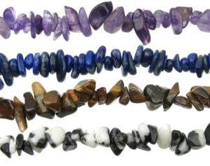 Gemstone Chip Beads