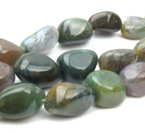 Fancy Jasper Gemstone Beads
