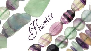 Fluorite Gemstone Beads