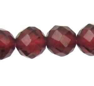 Garnet Gemstone Beads