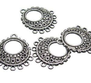 Silver Fancy Chandeliers