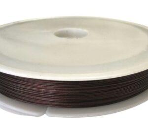 brown tigertail string