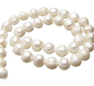 Large Round Freshwater Pearls