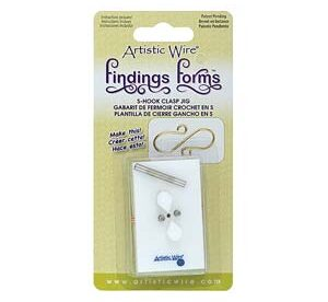 Beadsmith Findings Forms S Hook Jig