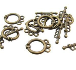 bronze toggles