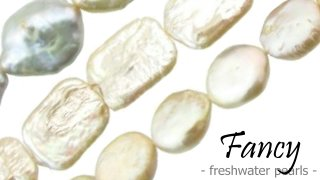 coin freshwater pearls