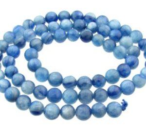 kyanite 6mm round beads