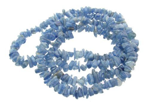 kyanite chip beads