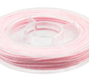 light pink beading nylon