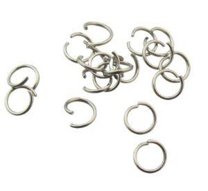 stainless steel jump rings