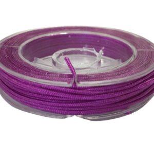 purple nylon cord for knotting