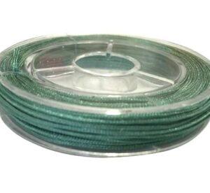 nylon cord knotting between beads